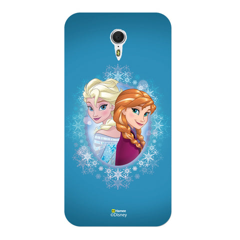Disney Princess Frozen (Anna Elsa / Blue) Meizu M3 Note