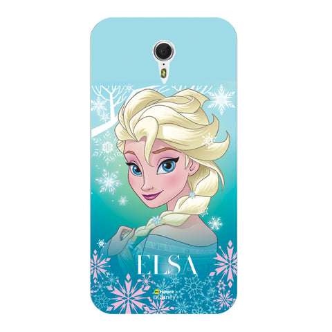 Disney Princess Frozen (Elsa / Light Blue) Meizu M3 Note