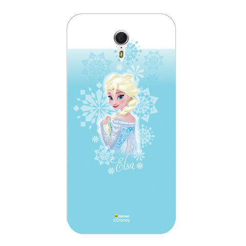 Disney Princess Frozen (Elsa / Light Blue 2) Meizu M3 Note