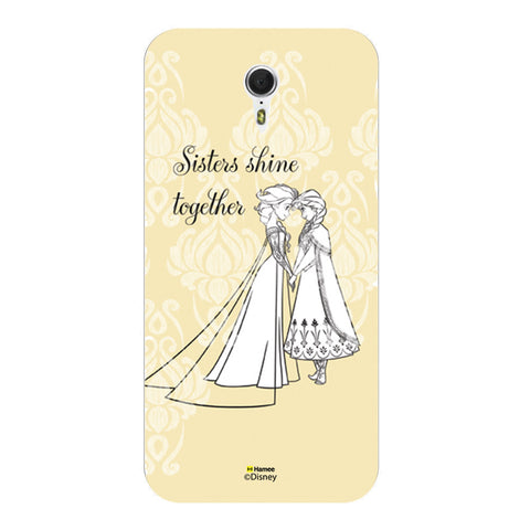 Disney Princess Frozen (Elsa Anna / Sisters Shine) Meizu M3 Note