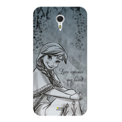 Disney Princess Frozen (Anna / Love Warms) Meizu M3 Note