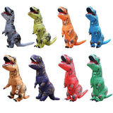 Inflatable Blow Up T Rex Dinosaur Adult Costume