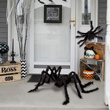 Big Spiders For Party Halloween Decoration