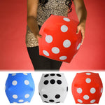 Oversized Inflatable Dice For Parties