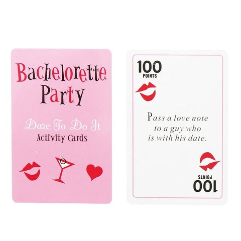 Girls Party Truth or Dare Card Game