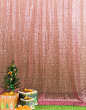 Glitter Sequin Curtain Wall Backdrop Decoration