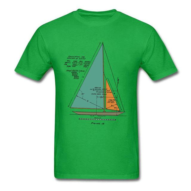 Latest Men T Shirt Funny Math Print T-shirt Students Geek Tshirt Crewneck Short Sleeve 100% Cotton BOATING Tops Tees Groups