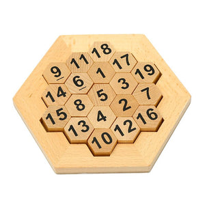 Sudoku Game for Children Wooden Educational Puzzle Toys Early Learning Math Calculation Game Chess Teaching Aids