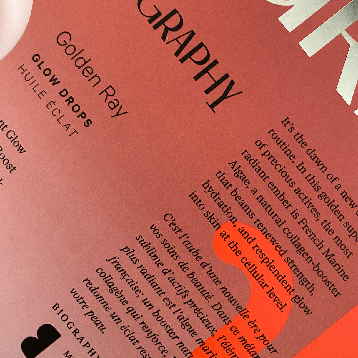 Biography design approach