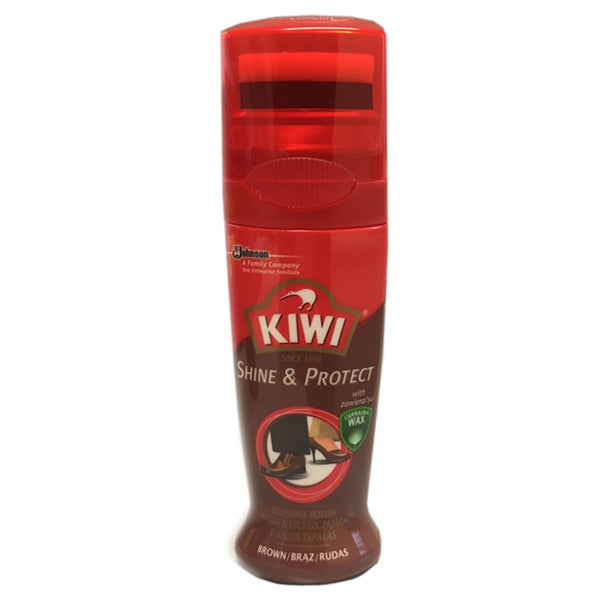 KIWI SHINE & PROTECT 75ML, WITH SPONGE APPLICATOR