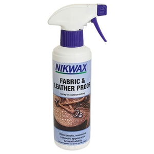 Nikwax/Waterproofing