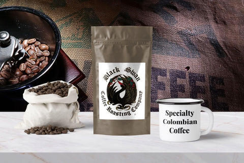 Specialty Colombian Coffee