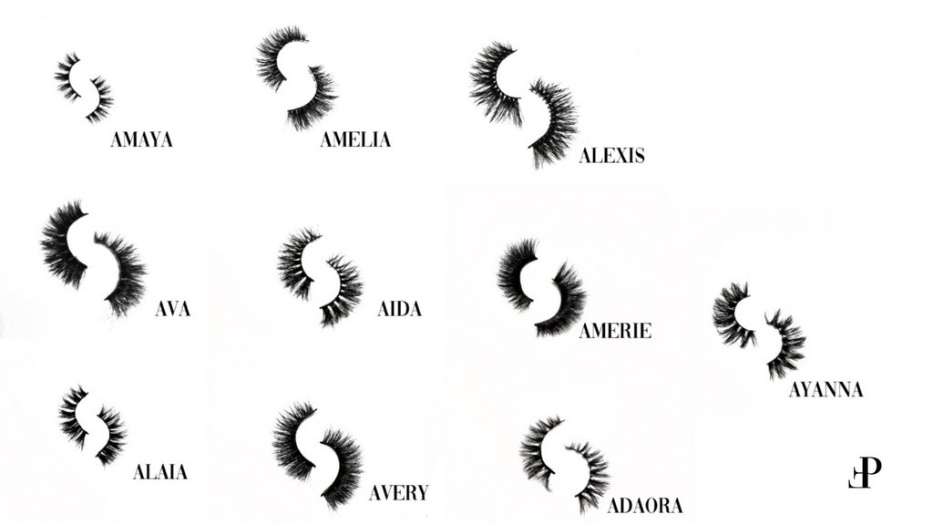 25 MM & 3D MINK WHOLESALE EYELASHES (CUSTOM ORDERS ONLY)