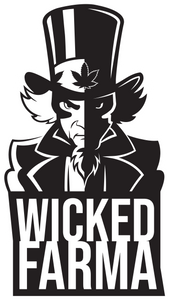 WICKED FARMA STICKER