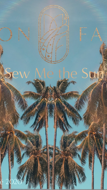 Le Look Book SEW ME THE SUN