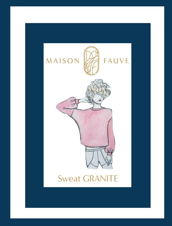 le sweat Granite