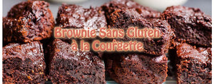 Brownie Sans Gluten à la Courgette