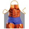 Tablier Humoristique Mr Muscle | Maison-du-Tablier
