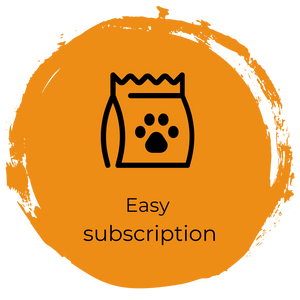 Subscribe and get 5% off next delivery (8 x 500g tubs ideal for 2 - 15kg Dogs)