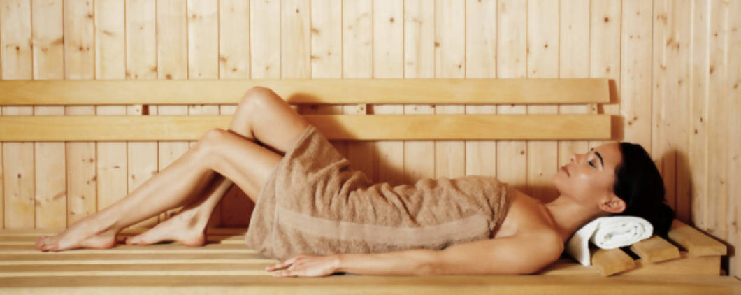 Infrared Sauna Sweat Session (30 Min)