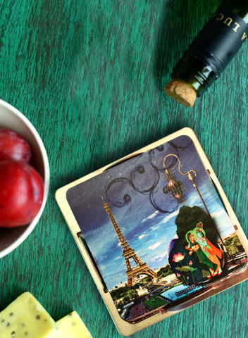 RADHA KRISHNA IN PARIS COASTERS