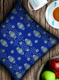 INDIGO JEWEL CUSHION COVER