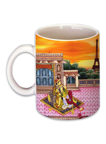 RAJA RANI IN PARIS MUG