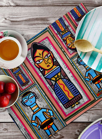 POPING ART TABLEMATS