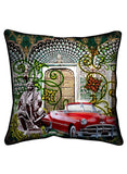 VINTAGE MAHARAJA MIX CUSHION COVER