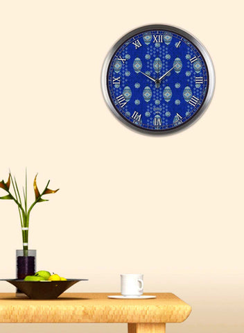 INDIGO JEWEL CLOCK