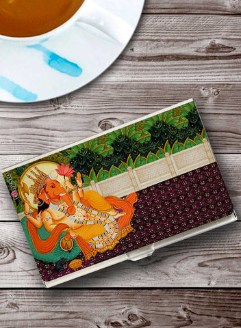 LORD GANESHA CARD HOLDER