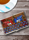 ENGLISH ELEPHANT CARD HOLDER