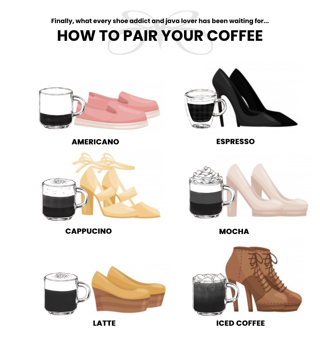How to pair your shoes with your Coffee I Roberto Ruivo