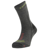 2x Teko Discovery Light Cushion Merino Multi Activity Socks - Granite