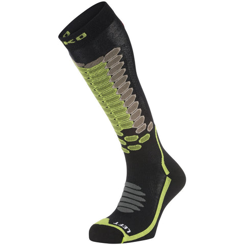 2x Teko All-Mountain Light Cushion Ski Socks