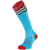2x Teko All-Mountain Medium Cushion Ski Socks