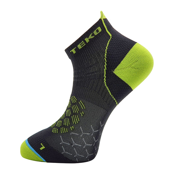 TEKO RunFit - Running & Fitness Socks - Light Cushion