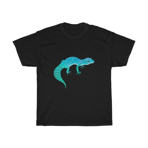 Watercolour Gecko Unisex T-Shirt - Shambhala Reptile Supplies