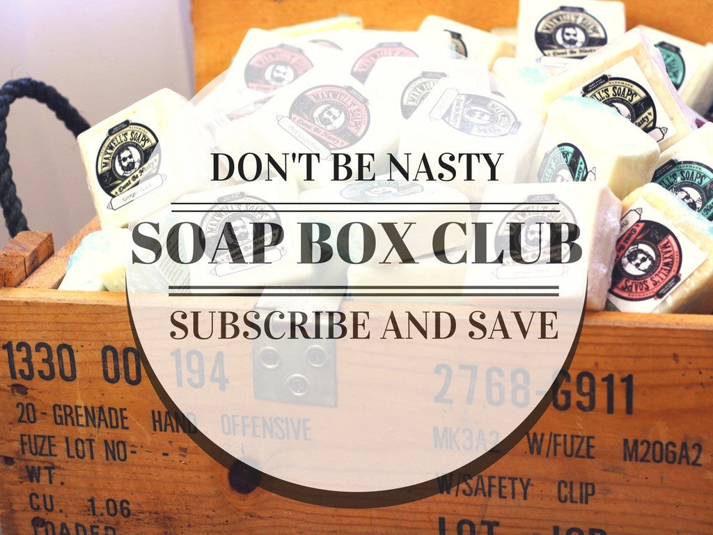Soapbox Club Subscription