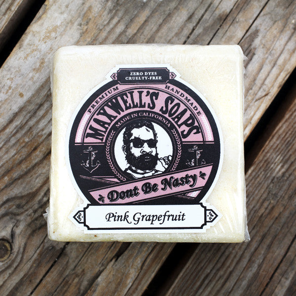 Pink Grapefruit 5oz Bar