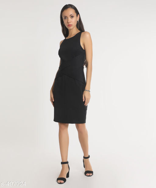Poly cotton Dress For Women - Filiiva