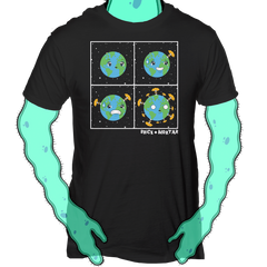 Nervous Earth [ T-Shirt ]