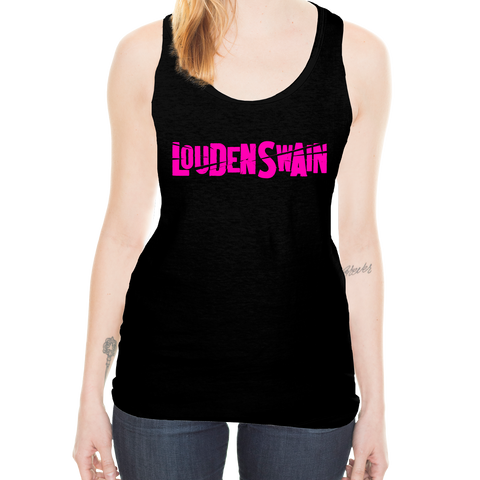 Black Logo - Woman's [ Tank ]