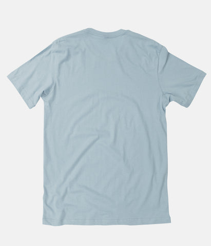 ASBURY HILLS CREST T-SHIRT LIGHT BLUE