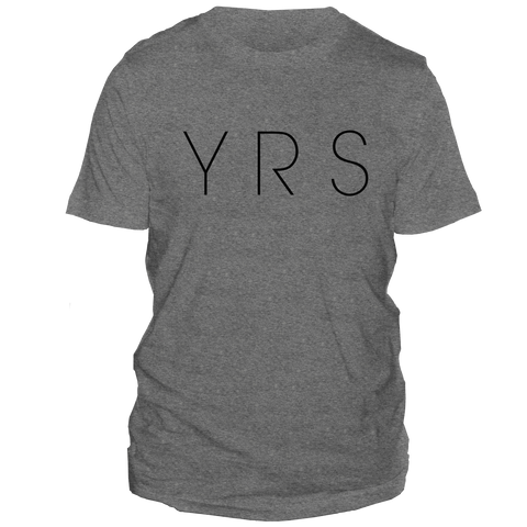 Grey YRS [ T-Shirt ]
