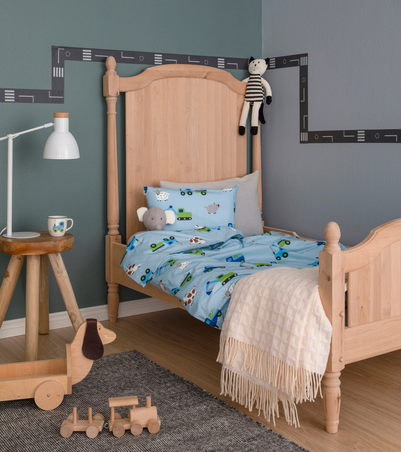 Shop The Look: Fully functional children's room