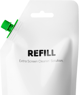 Our refill prolonges the life of your product