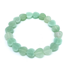 Lade das Bild in den Galerie-Viewer, Green Aventurine Heart