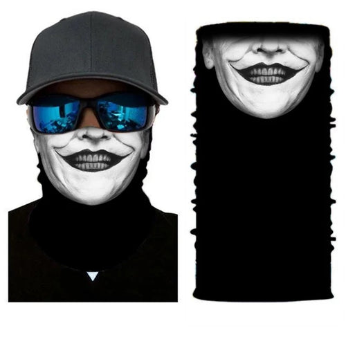 Neck Gaiter/Face Mask - Joker-Accessories-MN Mean Merch