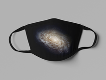 Load image into Gallery viewer, Cotton Double-Layer Face Cover | Washable, Reusable & Reversible - Galaxy-MN Mean Merch